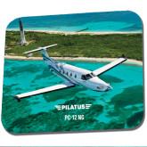 Full Color Mousepad-PC-12 NG Island Shore