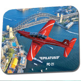 Full Color Mousepad-PC-21 City Bridge View
