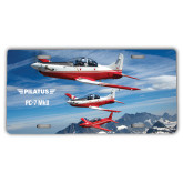 License Plate-PC-7 MKII 3 Aircrafts