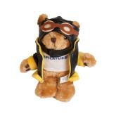 Mini Aviator Pilot Bear-