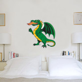 2 ft x 2 ft Fan WallSkinz-Dragon Head