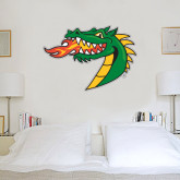 3 ft x 3 ft Fan WallSkinz-Dragon Head
