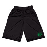 Russell Performance Black 9 Inch Short w/Pockets-Primary Mark