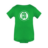 Kelly Green Infant Onesie-Primary Mark