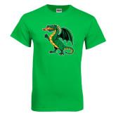 Kelly Green T Shirt-Secondary Mark