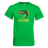Kelly Green T Shirt-Alumni