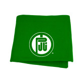 Kelly Green Sweatshirt Blanket-Primary Mark