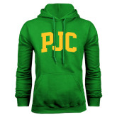 Kelly Green Fleece Hoodie-PJC