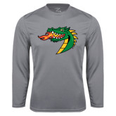 Syntrel Performance Steel Longsleeve Shirt-Dragon Head