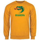 Gold Fleece Crew-Grandpa