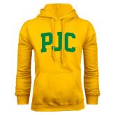 Gold Fleece Hoodie-PJC