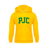 Youth Gold Fleece Hoodie-PJC