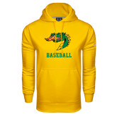 Under Armour Gold Performance Sweats Team Hoodie-Baseball