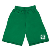 Performance Classic Kelly Green 9 Inch Short-Primary Mark