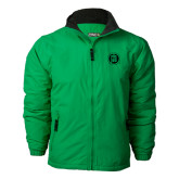 Kelly Green Survivor Jacket-Primary Mark