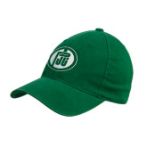 Kelly Green OttoFlex Unstructured Low Profile Hat-Primary Mark