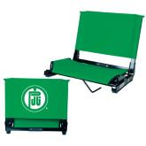 Stadium Chair Kelly Green-Primary Mark