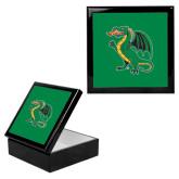 Ebony Black Accessory Box With 6 x 6 Tile-Secondary Mark