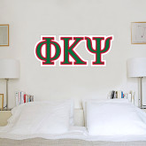 2 ft x 6 ft Fan WallSkinz-Greek Letters