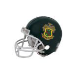 Riddell Replica Black Mini Helmet-Crest