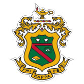 Extra Large Decal-Crest, 18 inches tall