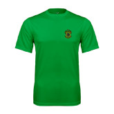 Syntrel Performance Kelly Green Tee-Crest