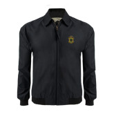 Black Players Jacket-Crest