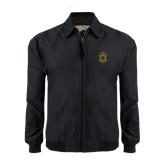 Black Players Jacket-Crest