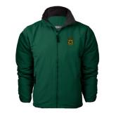 Dark Green Survivor Jacket-Crest