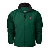 Dark Green Survivor Jacket-Official Logo
