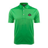 Kelly Green Dry Mesh Polo-Official Logo