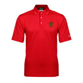 Nike Sphere Dry Red Diamond Polo-Crest