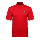 Nike Sphere Dry Red Diamond Polo-Official Logo