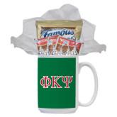Cookies N Cocoa Gift Mug-Greek Letters