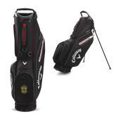 Callaway Hyper Lite 3 Black Stand Bag-Crest