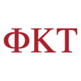 Medium Decal-Greek Letters - Two Color