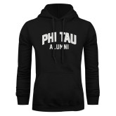 Black Fleece Hoodie-Phi Tau Alumni