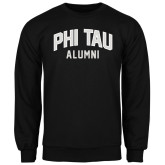 Black Fleece Crew-Phi Tau Alumni