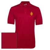 Cardinal Dry Mesh Polo-Crest