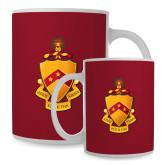Full Color White Mug 15oz-Crest