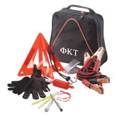 Highway Companion Black Safety Kit-Greek Letters