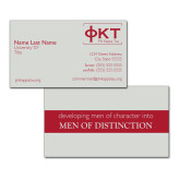 Chapter Business Card-