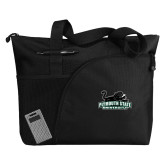 Excel Black Sport Utility Tote-Secondary Mark