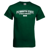 Dark Green T Shirt-Dad