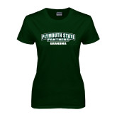 Ladies Dark Green T Shirt-Grandma