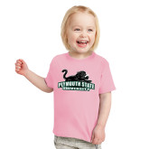 Toddler Pink T Shirt-Secondary Mark