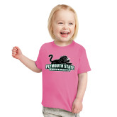 Toddler Fuchsia T Shirt-Secondary Mark
