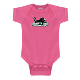 Fuchsia Infant Onesie-Secondary Mark