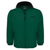 Dark Green Survivor Jacket-Plymouth State Panthers