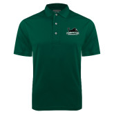 Dark Green Dry Mesh Polo-Secondary Mark